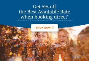 be a choice hotel member