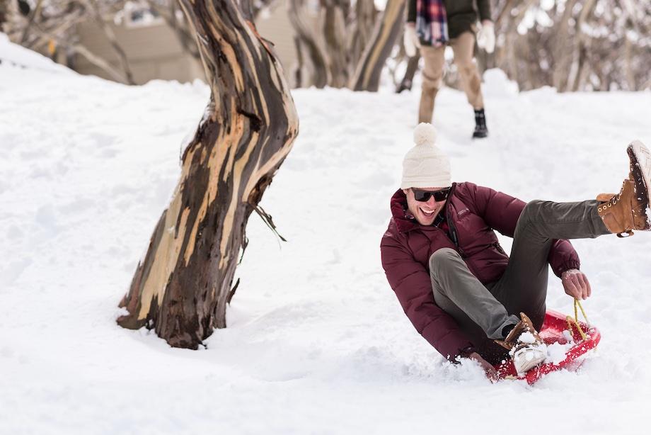 winter escape ideas christmas in july